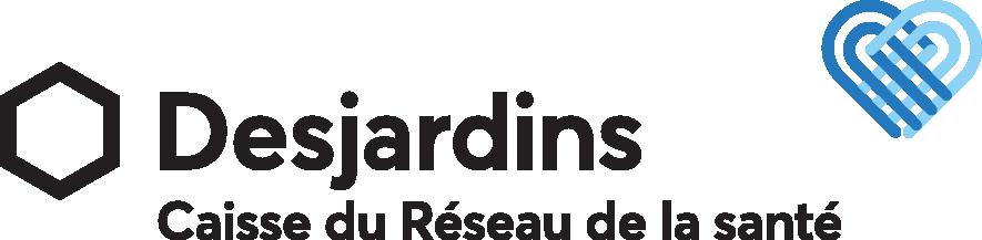 Logo Caisse Desjardins du Réseau de la santé